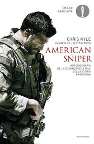 American sniper - copertina
