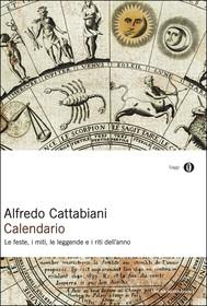 Calendario - copertina