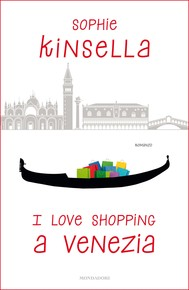 I love shopping a Venezia - copertina