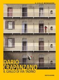 Il giallo di via Tadino - copertina