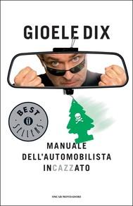 Manuale dell'automobilista incazzato - copertina