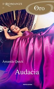 Audacia (I Romanzi Oro) - copertina