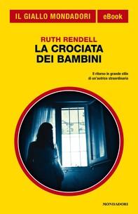 La crociata dei bambini (Il Giallo Mondadori) - Librerie.coop