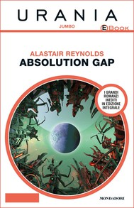 Absolution Gap (Urania) - copertina