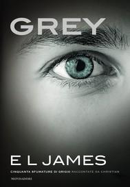 Grey (versione italiana) - copertina