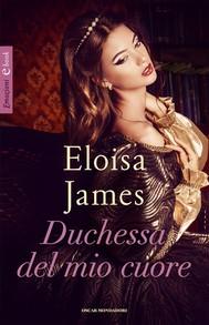 Duchessa del mio cuore - copertina