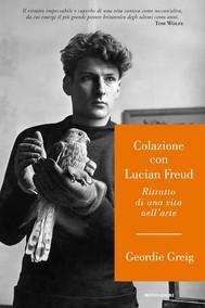 Colazione con Lucian Freud - copertina