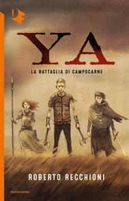 YA - La battaglia di Campocarne - copertina