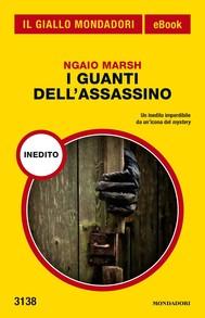 I guanti dell'assassino (Il Giallo Mondadori) - copertina