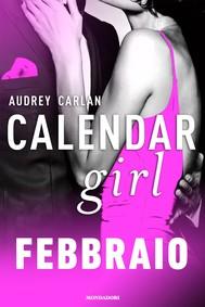 Calendar Girl. Febbraio - copertina