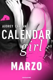 Calendar Girl. Marzo - copertina