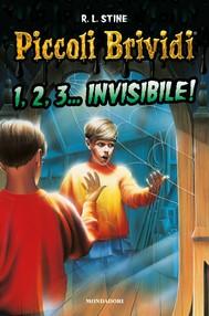 1,2,3... invisibile! - copertina