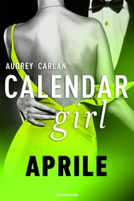 Calendar Girl. Aprile - copertina