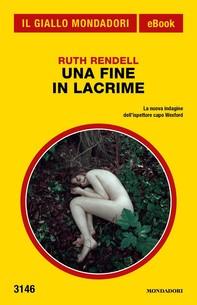 Una fine in lacrime (Il Giallo Mondadori) - Librerie.coop