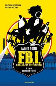 F.B.I. - 1. Il caso dei quadri rubati - copertina