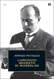 L'archivio segreto di Mussolini - copertina