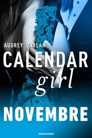Calendar Girl. Novembre - copertina