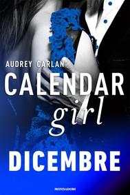 Calendar Girl. Dicembre - copertina