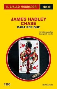 Bara per due (Il Giallo Mondadori) - copertina