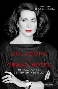 Colazione al Grand Hotel - copertina