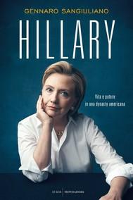 Hillary - copertina