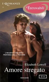 Amore stregato (I Romanzi Introvabili) - copertina