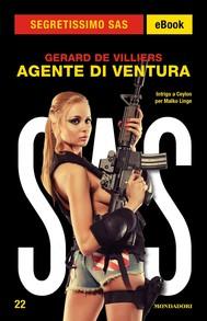 Agente di ventura (Segretissimo SAS) - copertina