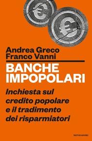 Banche impopolari - copertina