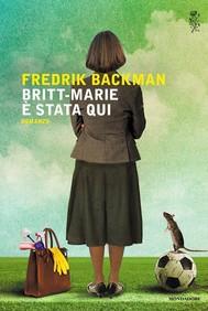 Britt-Marie è stata qui - copertina
