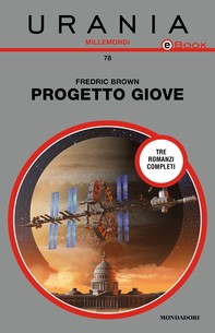 Progetto Giove (Urania) - Librerie.coop