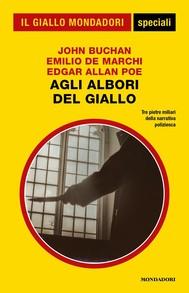 Agli albori del giallo (Il Giallo Mondadori) - copertina