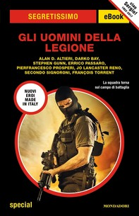 Gli uomini della Legione (Segretissimo) - Librerie.coop