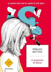 A proposito di Marta - Librerie.coop