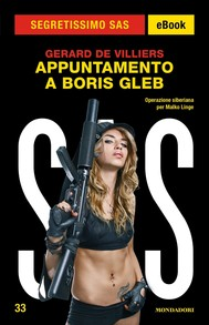 Appuntamento a Boris Gleb (Segretissimo SAS) - copertina