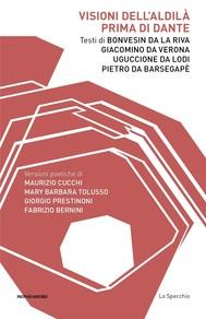 Visioni dell'aldilà prima di Dante - copertina