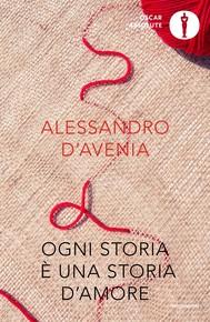 Ogni storia è una storia d'amore - copertina