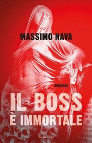 Il boss è immortale - copertina