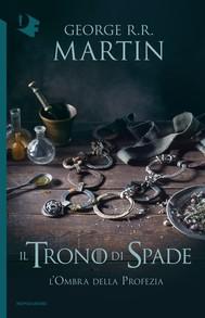 Il Trono di Spade - IX. L'ombra della profezia - copertina