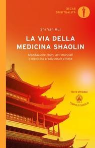 La via della medicina shaolin - copertina