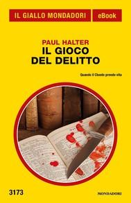Il gioco del delitto (Il Giallo Mondadori) - copertina