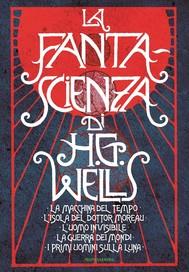 La Fanta-scienza di H.G. Wells - copertina