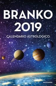 Calendario Astrologico 2019 - copertina