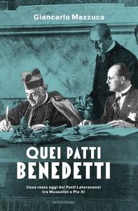 Quei Patti benedetti - Librerie.coop