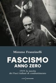 Fascismo anno zero - Librerie.coop