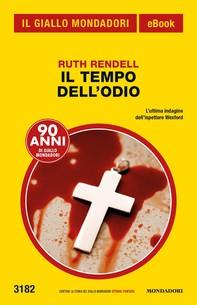 Il tempo dell'odio (Il Giallo Mondadori) - Librerie.coop