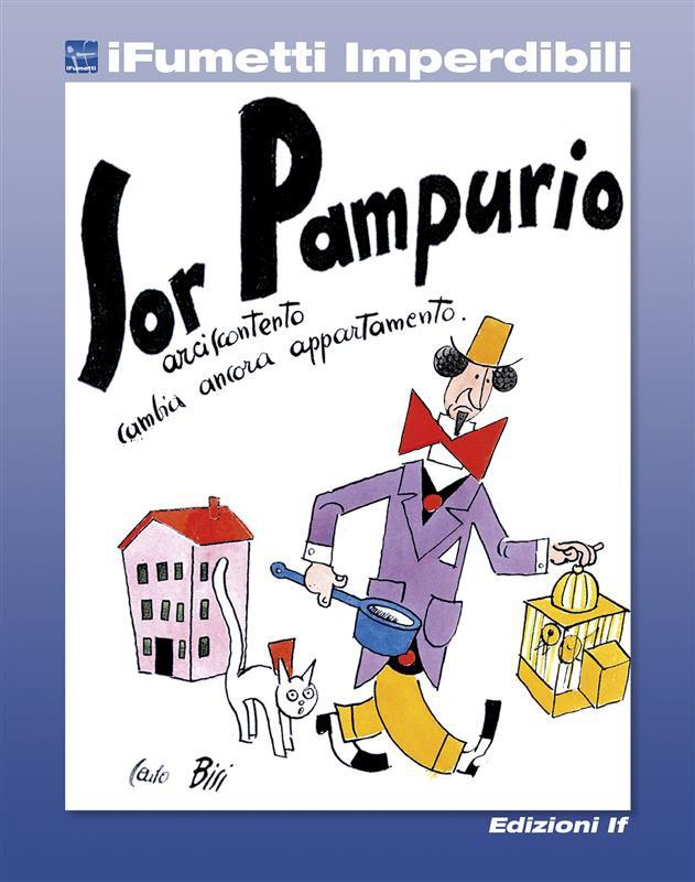 Sor Pampurio Ifumetti Imperdibili Carlo Bisi Ebook