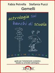 Astrologia sui banchi di scuola - Gemelli - copertina
