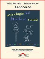 Astrologia sui banchi di scuola - Capricorno - copertina