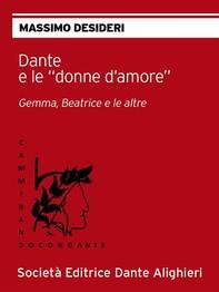 """Dante e le """"donne d'amore"""" - Librerie.coop"""