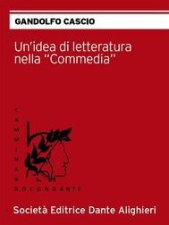 Un'idea di letteratura nella commedia - copertina